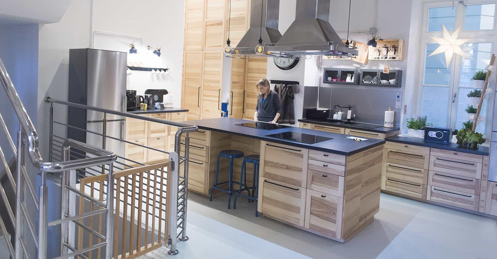 Kuchnia Spotkań Ikea Miejsce Inne Niż Wszystkie