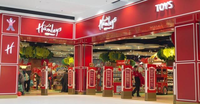 Hamleys, czyli najbardziej magiczny sklep z zabawkami w Polsce – Dziecięca Mapa Warszawy