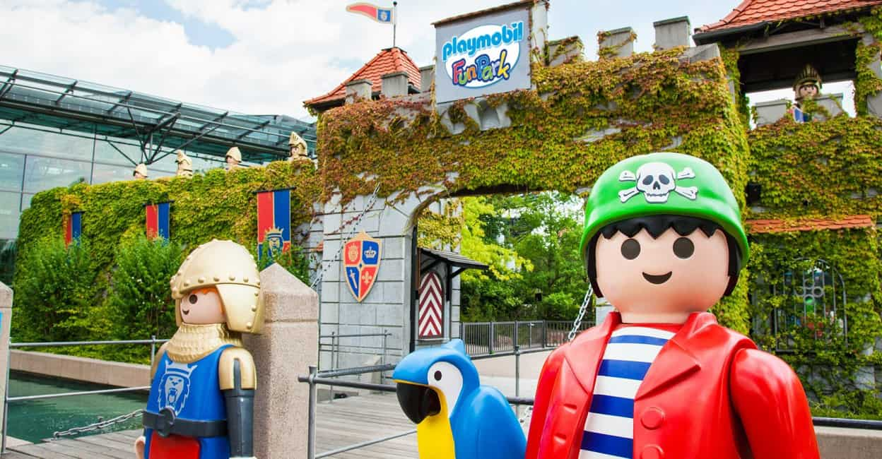 Park Rozrywki Playmobile