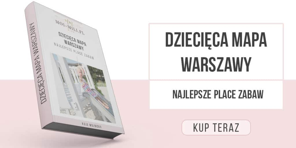 ebooka o najlepszych placach zabaw w Warszawie