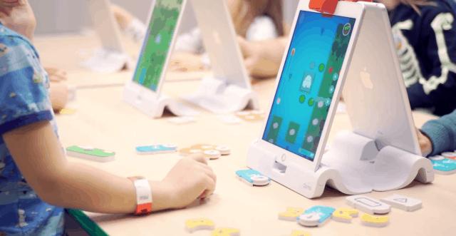 Akademia OSMO - programowanie dla dzieci - Flob a dob