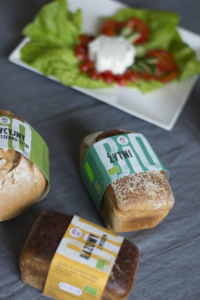 Chleb żytni BIO z Putki