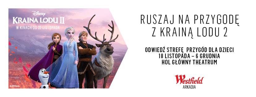 Kraina Lodu 2 Warszawa