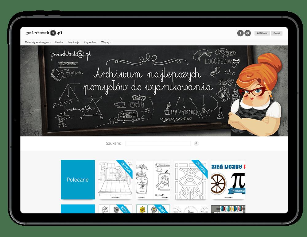 Zadania, kolorowanki i quizy dla dzieci w sieci.