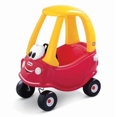 Jeździk Little Tikes dla małych dzieci.