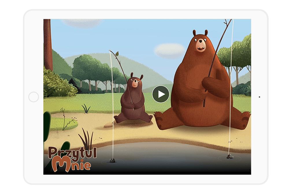 Netflix dla dzieci to piękne, bajkowe animacje.