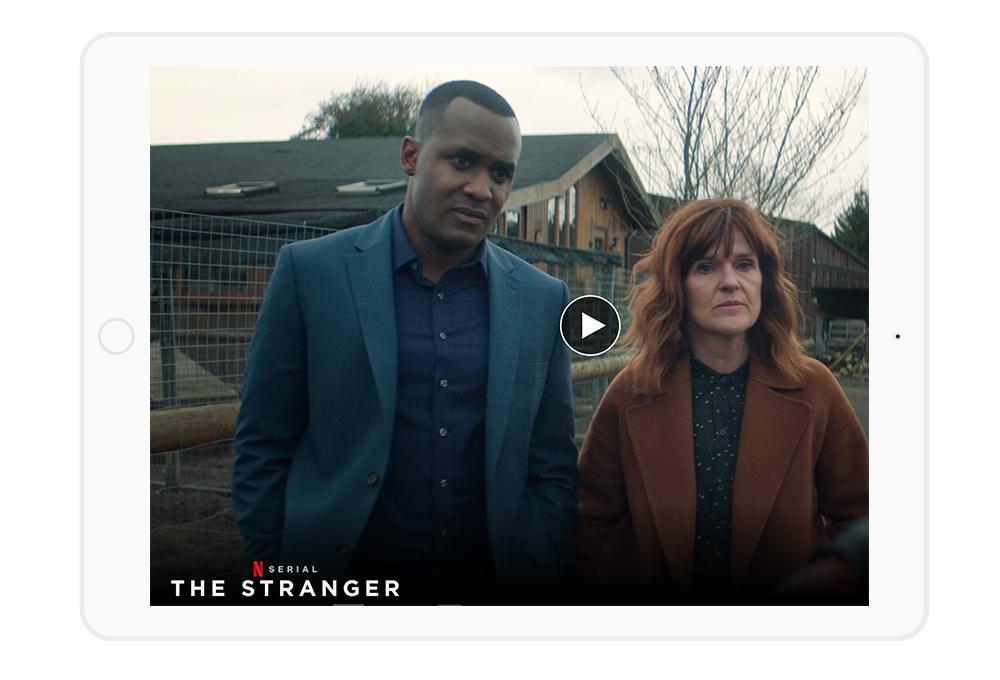 Adaptacja książki Harlana Cobena to jedna z propozycji serialowych na Netflixie.