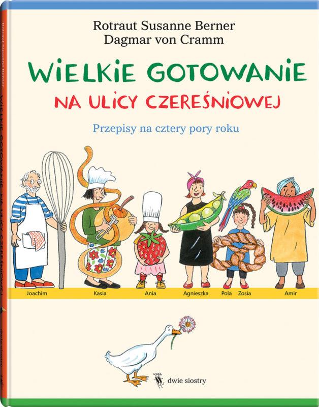 Nie tylko książki kucharskie dla dzieci - poznaj karty z przepisami, które zrealizują nawet przedszkolaki.