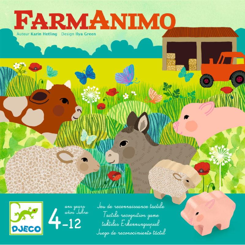 Gry dla 4 latków to świetna lekcja współpracy - przykładem jest Farmanimo.