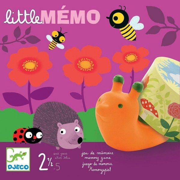 Gry dla 2 latków firmy Djeco wyróżniają oryginalne pomysły i piękne wykonanie.