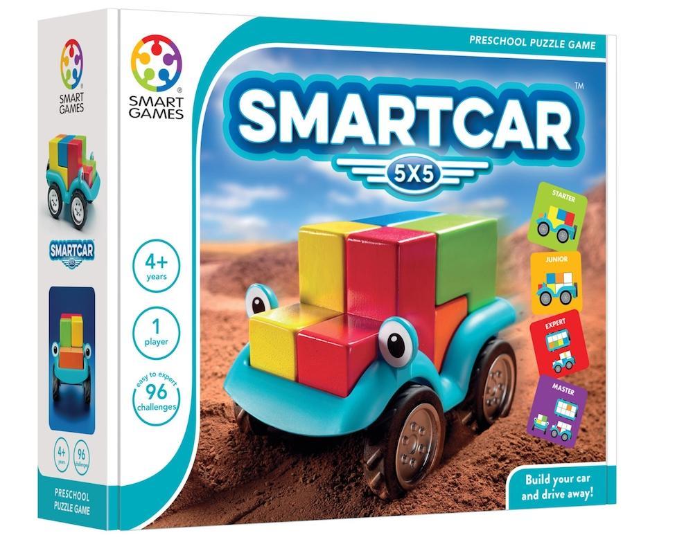 Logiczne gry dla 4 latków to świetna nauka analitycznego myślenia.