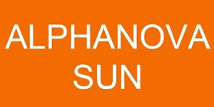 Alphanova logo