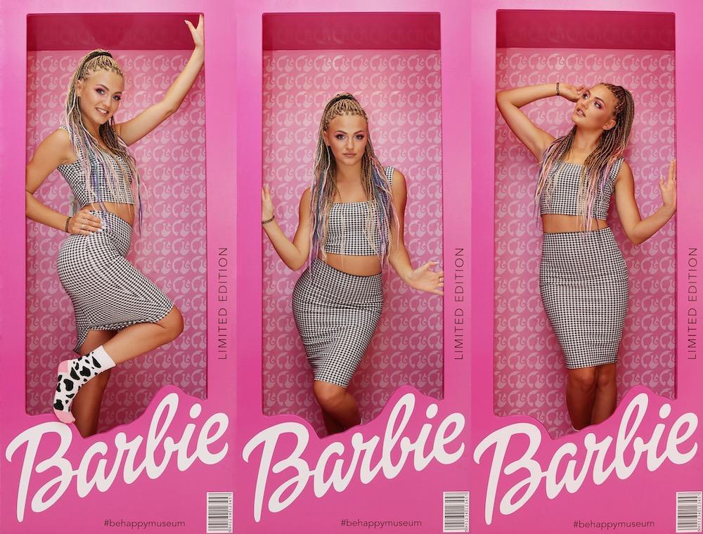 Poczuj się jak Barbie w warszawskim Muzeum Szczęścia!