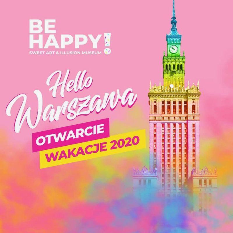 Już niedługo otwarcie Muzeum Szczęścia w stolicy!