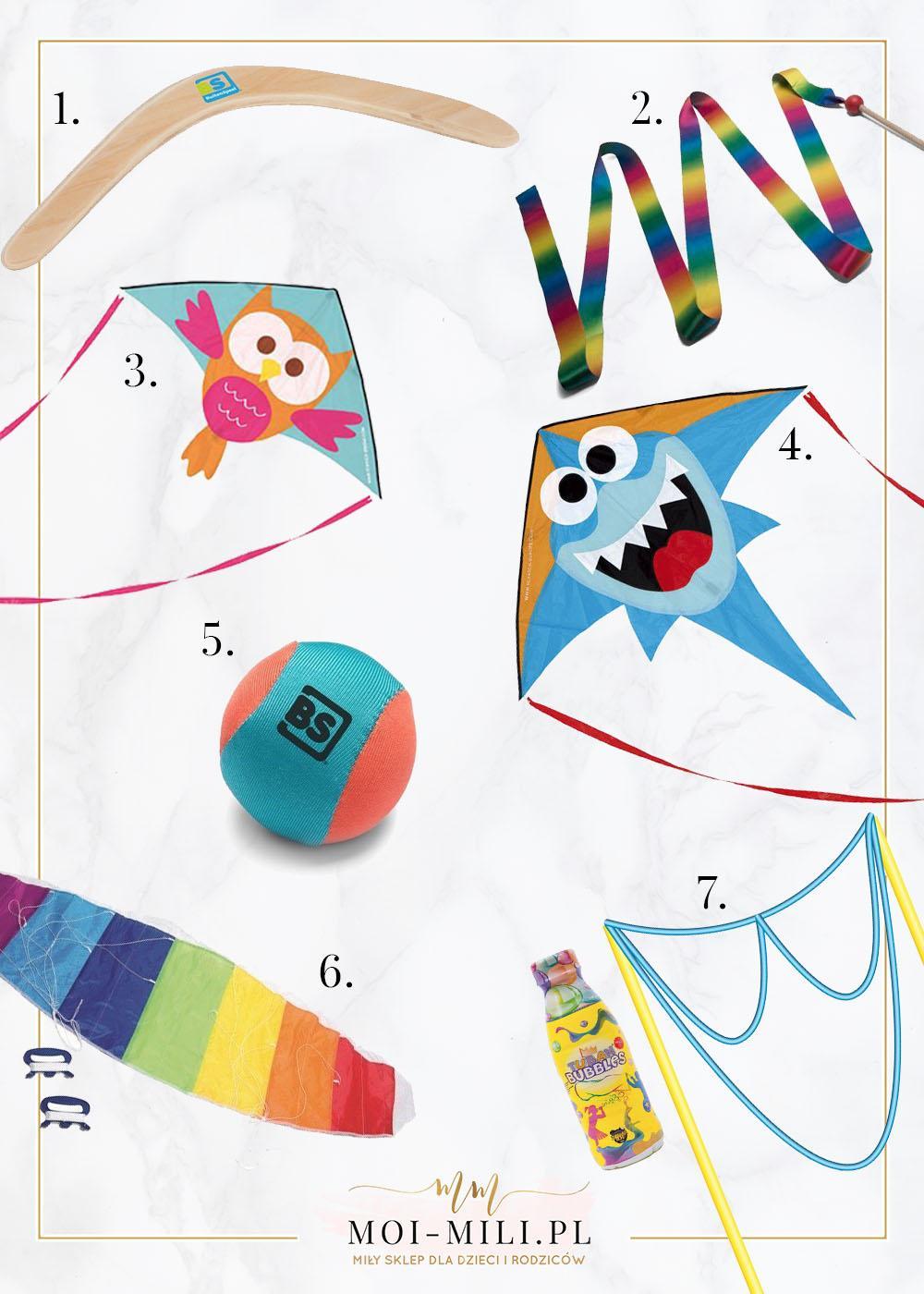 Zabawki do wody sprawdzą się zarówno podczas wizyty na basenie, jak i na plaży.