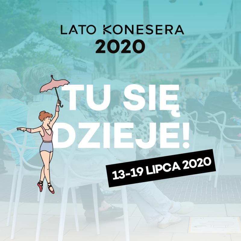Centrum Praskie Koneser - rozkład wydarzeń na nadchodzący tydzień.