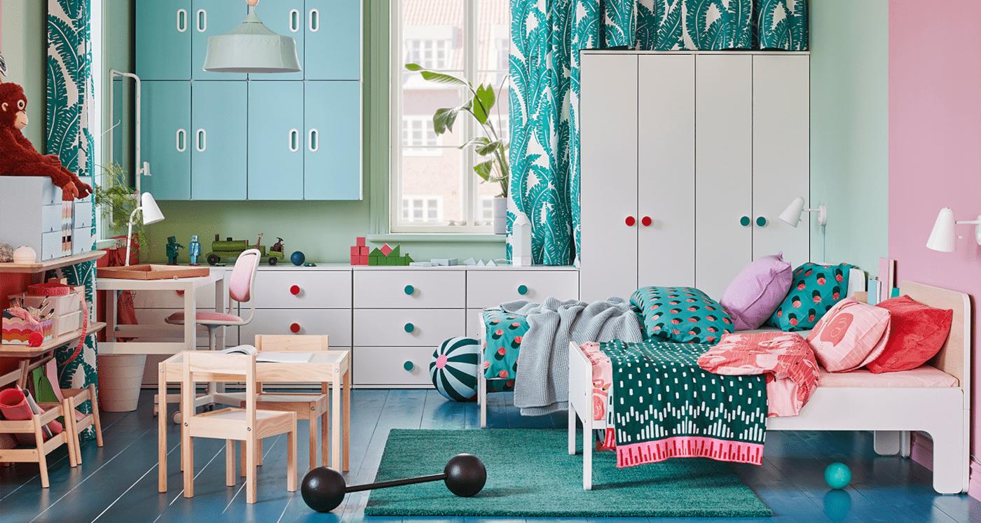 Co kupić w IKEA dla dzieci? Najlepsze produkty i sprytne rozwiązania