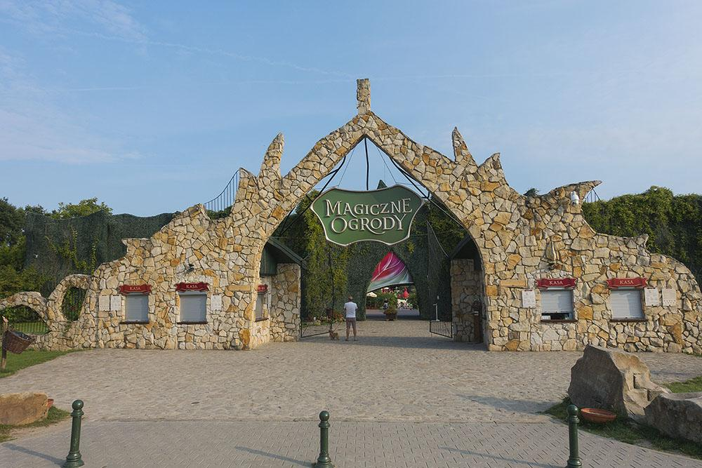 Magiczne Ogrody – rodzinne ogrody tematyczne