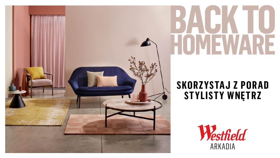 Zakupy ze stylistą wnętrz to usługa dla klientów Westfield Arkadia.