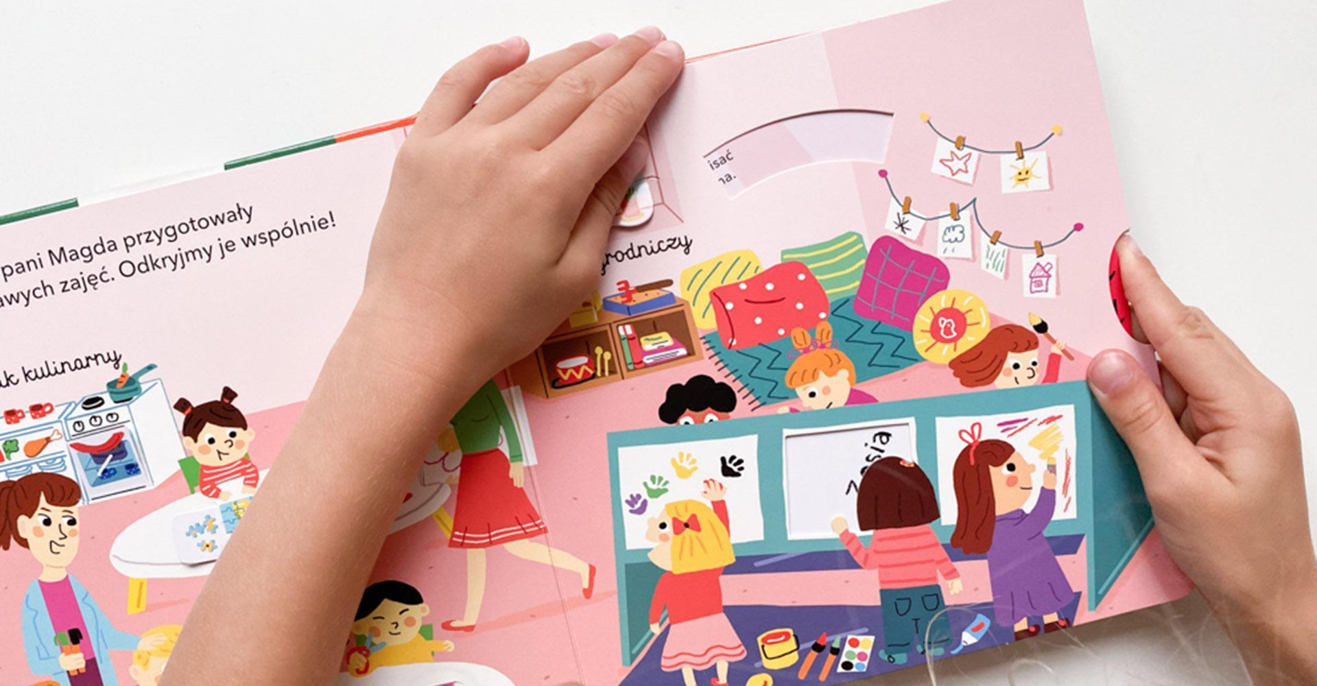 Świetne, edukacyjne książeczki dla przedszkolaków