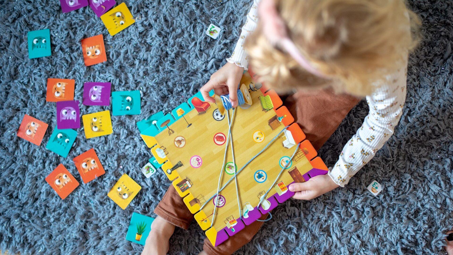 Nasze ulubione, edukacyjne gry planszowe dla dzieci