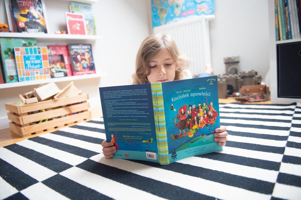 Kociołek opowieści – Poczytaj ze mną – piękna książka dla dzieci