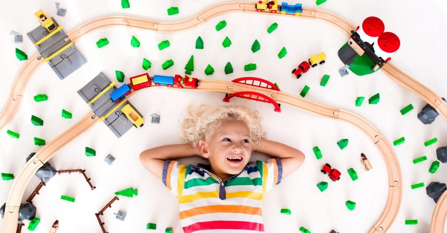 Jak wybrać bezpieczne zabawki dla dziecka?