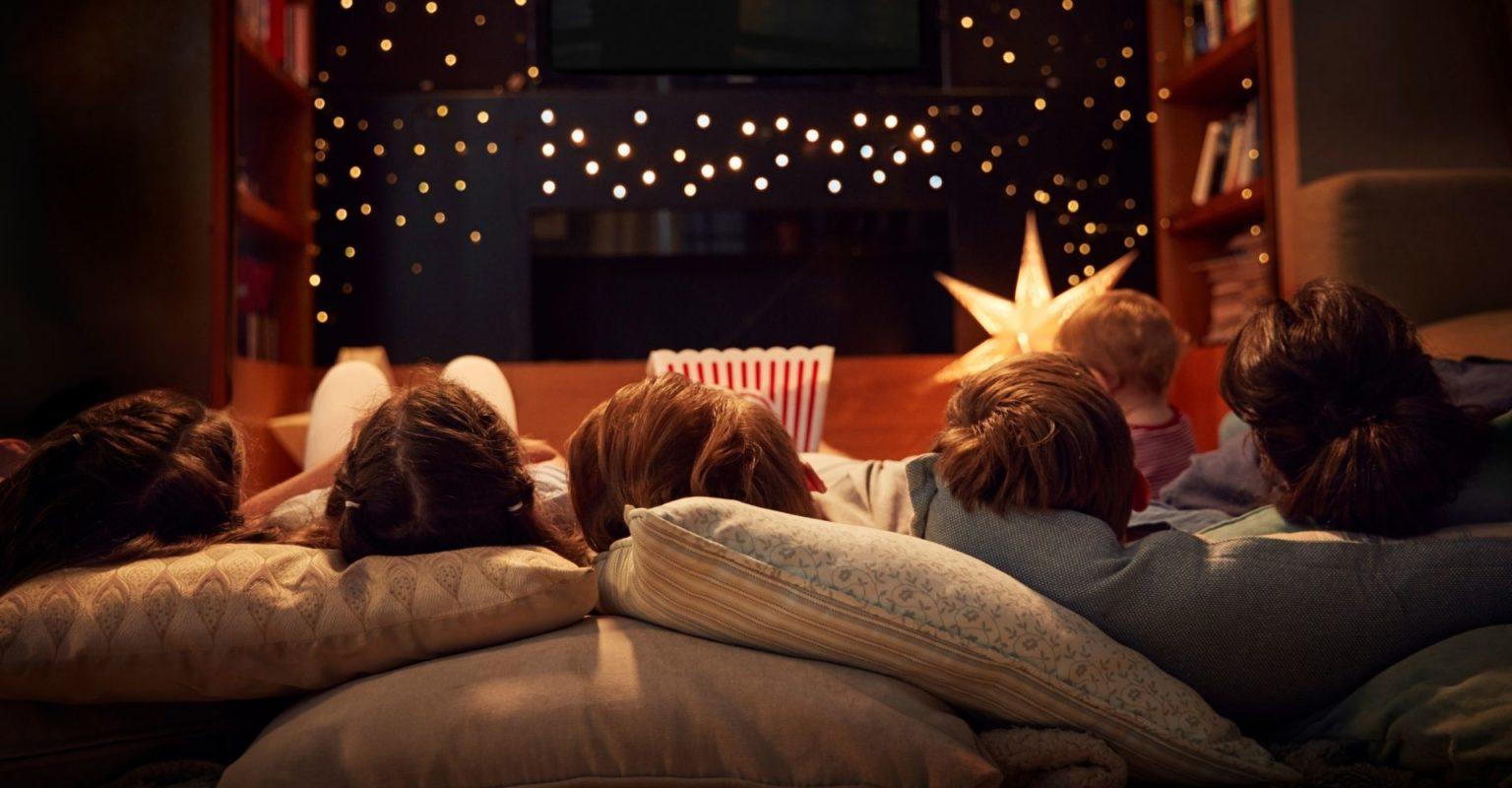 Świąteczne filmy na Netlix