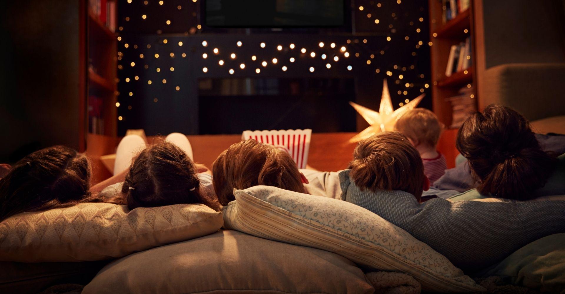 Najlepsze świąteczne filmy Netflix