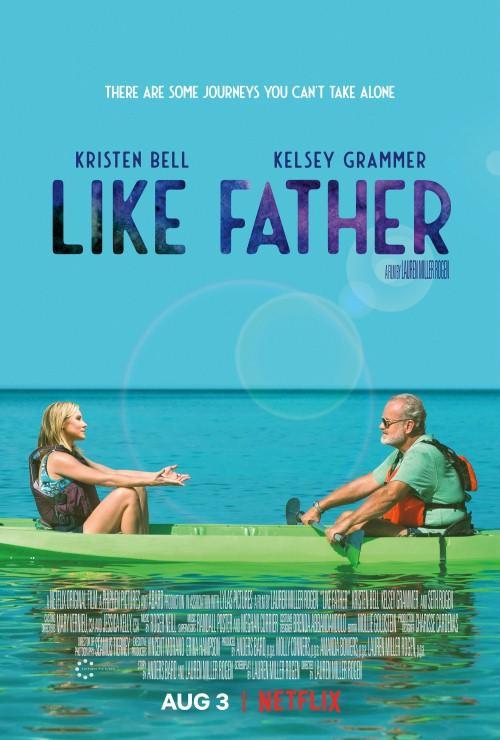 Jaki ojciec, taka córka - Najlepsze komedie Netflix 2021