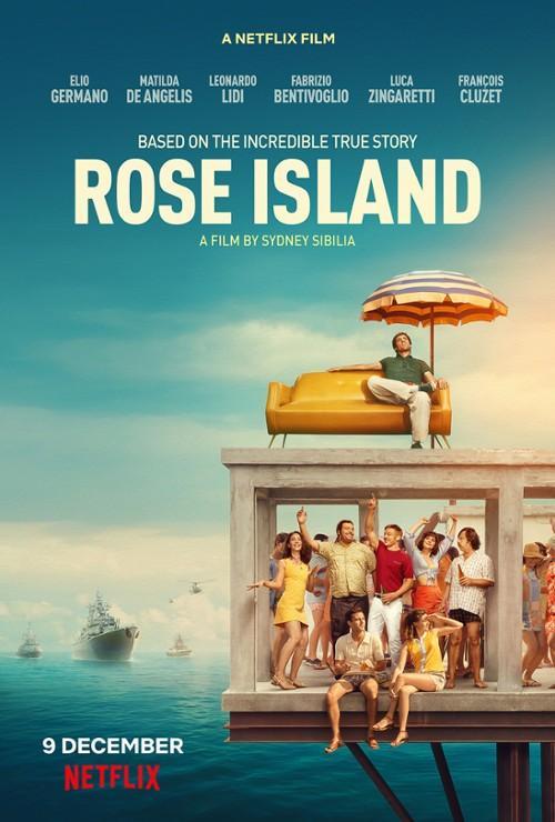 Wyspa róży - Najlepsze komedie Netflix 2021