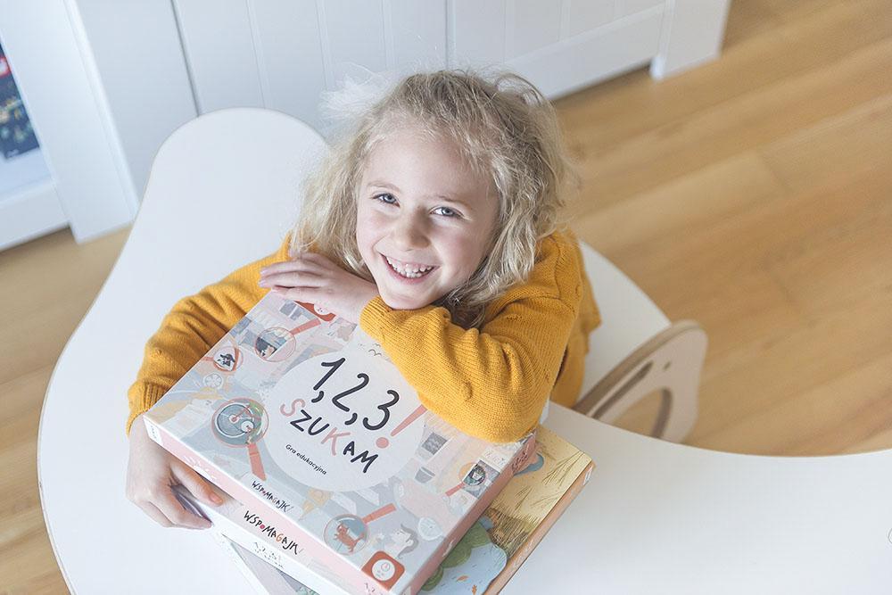 Wspomagajki to układanki edukacyjne i gry wspierające rozwój dzieci