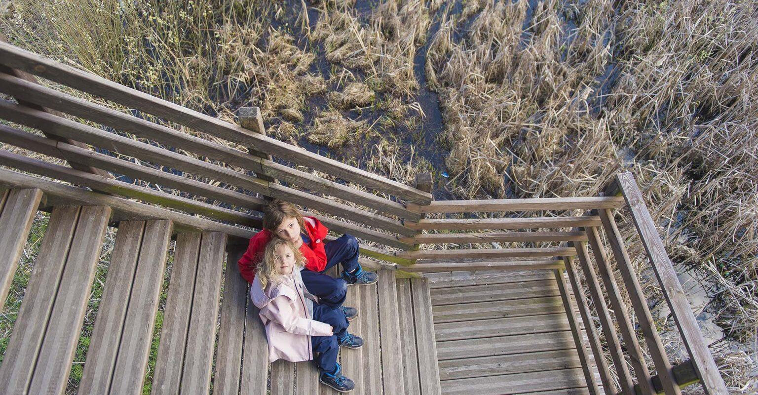 Bagno Całowanie - niezwykłe miejsce na rodzinny spacer