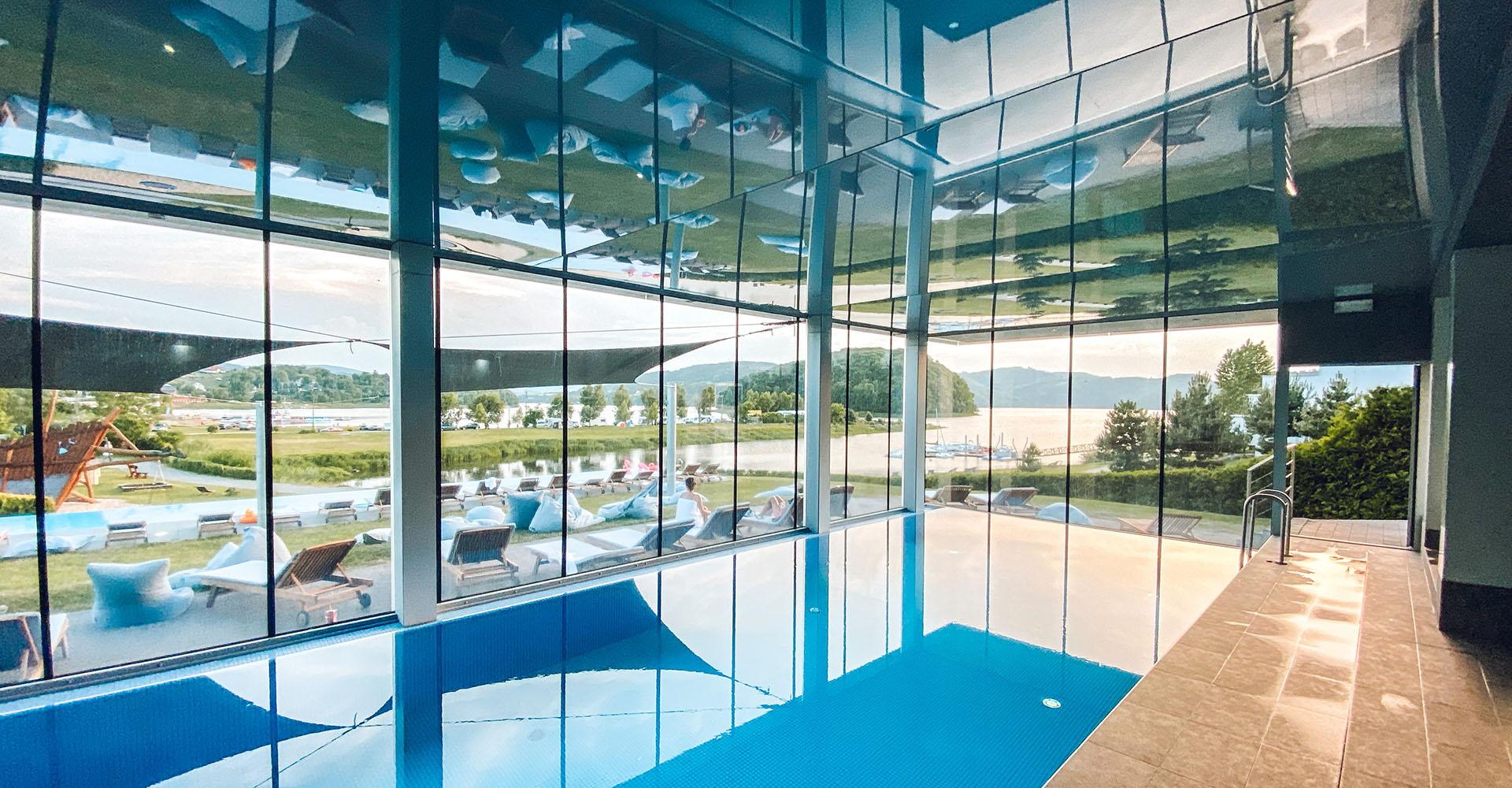 Lemon Resort SPA – rodzinny hotel nad jeziorem