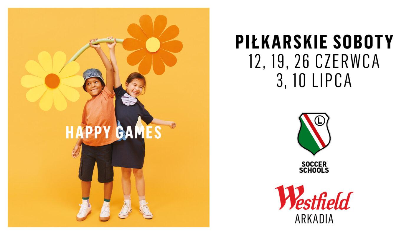 Bezpłatne, sportowe soboty dla dzieci w Warszawie