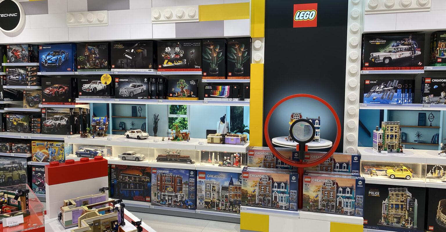 Pierwszy oficjalny sklep LEGO w Polsce!