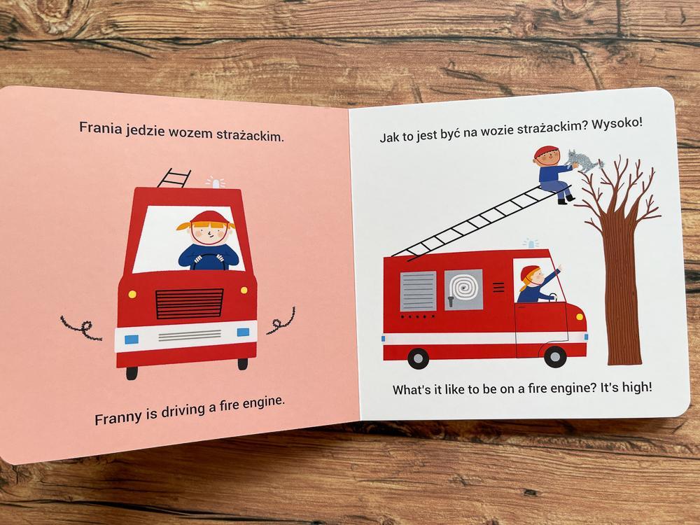 polsko-angielski książki
