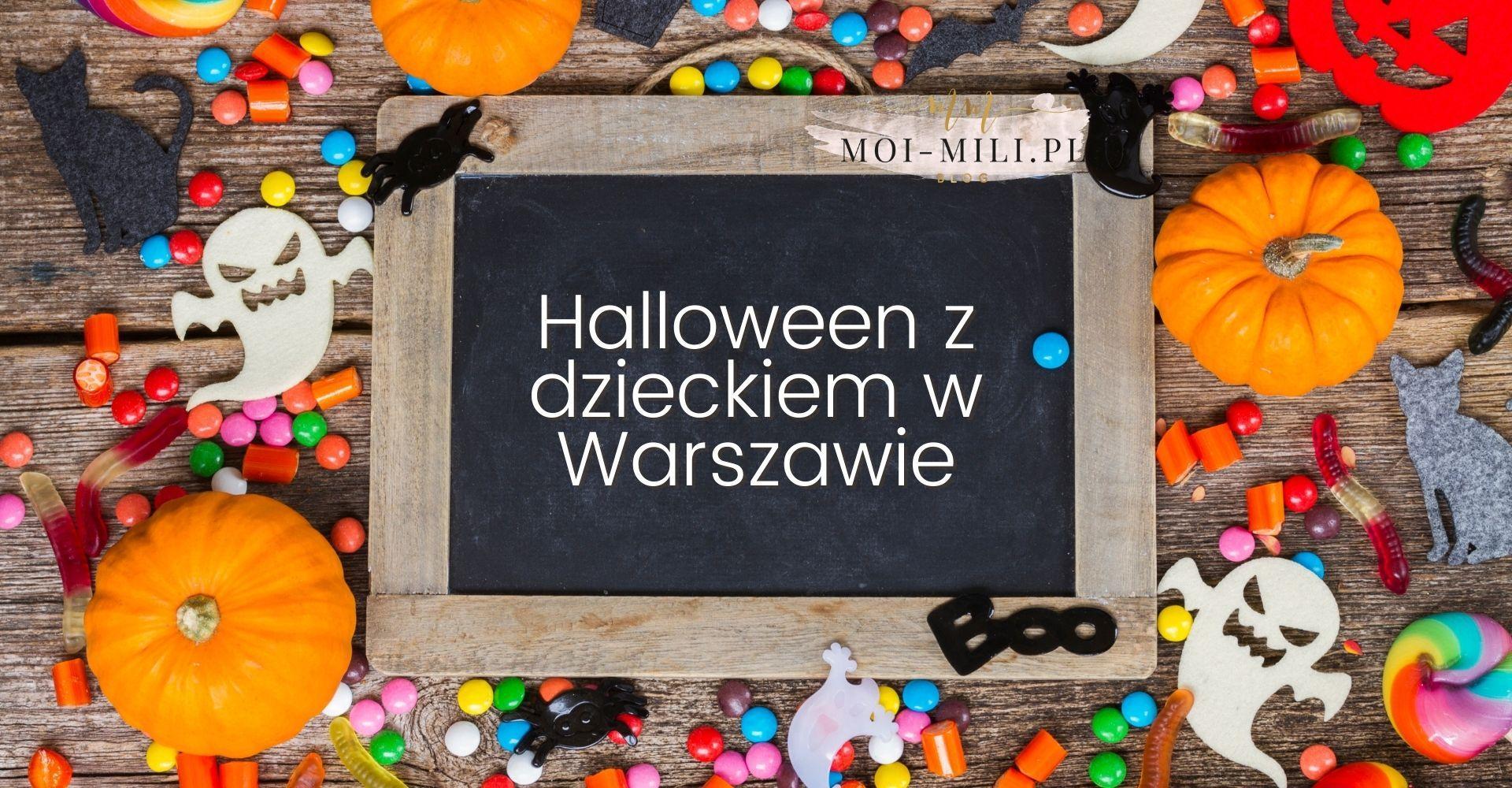 Imprezy, warsztaty i nocowanki dla dzieci z okazji Halloween